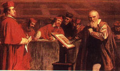 Galilée face au Saint-Office en 1633 (Robert Fleury)