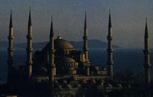 La mosquée bleue (1616)