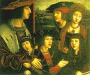 Maximilien Ier et sa famille